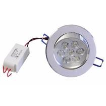 Kit Spot Super Led Lampada Direcionável 7w X 10 Unidades