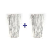 Kit 2 Arandelas De Led (luminárias) Importada (veja Vídeo)