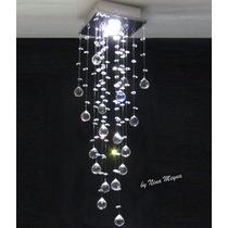 Ac5 - Lustre De Cristal Acr. Importado