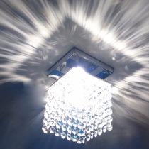 Lustres Palfon Pendente Teto Cristal Importado 12x12