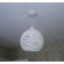 Luminaria De Cozinha Barato Artesanal Decorativa