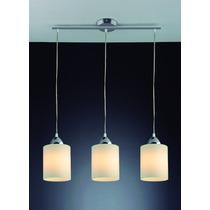 Luminária Pendente Llum Bronzearte Connect 3 Luzes E27