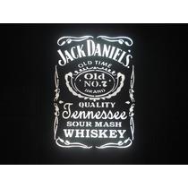 Luminoso Luminári Bar Jack Daniels