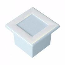 Luminária Embutir Alumínio Germany 6600 Branco Ou Preto