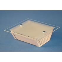 Lustres Vidro - Plafons P/ Quarto, Sala, Cozinha Ou Banheiro