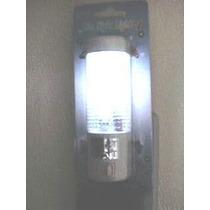 Mini-luminária Fluorescente P/quarto Bivolt 3w / 110 / 220 V