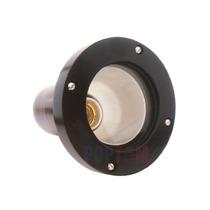 4x Embutido Solo Lâmpada Par20 Spot Alumínio Vidro Luminaria