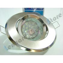 Kit Spot Direcionável + Lampada Dicroica 20 Leds Sanca