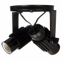 Kit 5 Unidades Luminária Modelo Spot Aletado
