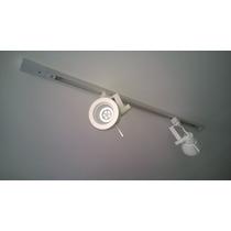 Conjunto 2 Spots + 2 Lampadas Led + Trilho Eletrificado Llum