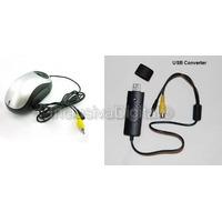 Adaptador Usb Para Pc Lupa Eletrônica Mouse Cam