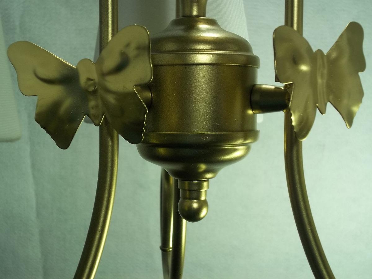 Luminaria Quarto Bebe Mercadolivre ~   Dourado Quarto De Beb? Menino Ou Menina  R$ 249,00 no MercadoLivre