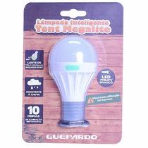 Lâmpada De Emergência Ideal Em Casa Camping Usa Led Philips