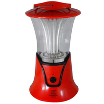 Lampião Lanterna Camping Led Recarregável Led-778 18 Leds