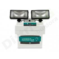Bloco Autônomo Iluminação Emergencia Ba300 2x55w Intelbras