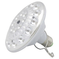 Lâmpada Luminária Emergência 22 Led E Controle Remoto