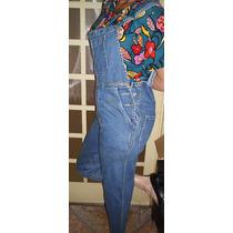Jardineira Jeans Tamanho 38