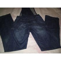 Macacao Jeans Feminino Tamanho 36