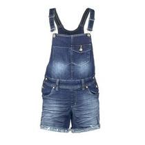 Jardineira Jeans Fact Feminina 2301 Fashion Do 36 Ao 46
