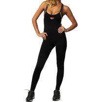 Macacão Fitness Everlast Feminino Academia