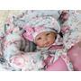 Saída Maternidade Menina Doçura Enxoval De Bebê Roupa Bebê