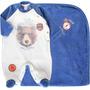 Saída De Maternidade Plush Expedition Baby Classic