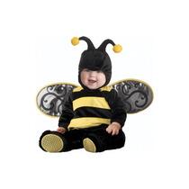 Fantasia De Pelucia Para Bebes - Abelha