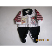 Macacão Infantil Masculino Em Plush