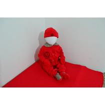 Kit Saída Maternidade Personalizada - 5 Peças