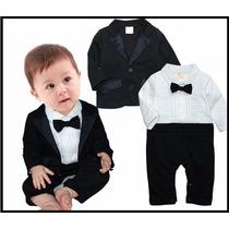 Roupa Social Terninho Bebê Infantil Menino Smoking