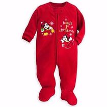 Macacão Mickey E Minnie Tamanho 12-18 Meses Original Disney