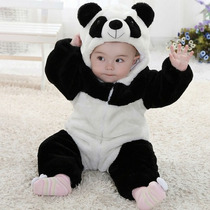 Macacão Urso Panda - Bebê - Fantasia Unissex - Frete Grátis