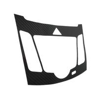 Aplique Adesivo Fibra De Carbono Painel Hyundai I30 2013/