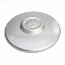 Calota Cinza Volkswagen Kombi E Fusca Clipper Plastico
