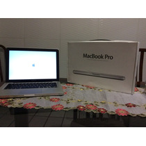 Macbook Pro Core I5 2.3ghz 4gb Ram, 13.3, 320 Hd