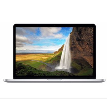 Apple Macbook Pro 15 Retina I7 Q Core 2,2 16gb 256 Ssd Mjlq2