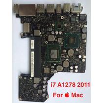 Placa Logica I7 2.7ghz P/ Macbook Pro 13