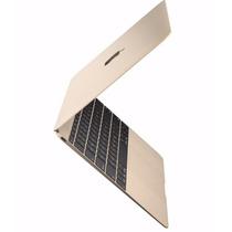 Novo Apple Macbook 12 1.1ghz 256gb 8gb Dourado Gold