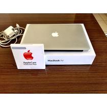 Apple Macbook Air 13 Core I5 1.3 4gb 128 Gb Flash Apple Care