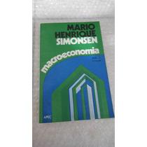 Macroeconomia Vol.1 - Mario Henrique Simonsen