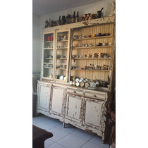Farmacia Antiga Pintura Desgastada Tipo Provençal