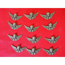 Acessórios Cor Bronze Anjo Bebê P/ Arte Sacra Frete Grátis B