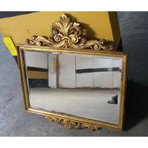 Espelho Estilo Barroco Bisotado