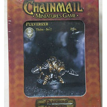 Cx 5 - 28 Rpg D & D Chainmail Pulverizer 1 Mini 21 Pt