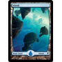 Magic Terrenos Full Art Zendikar - Ilha / Island