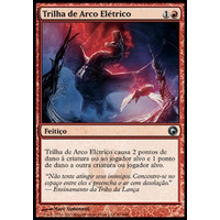 4x Trilha De Arco Elétrico - 4 Cads - Magic The Gathering