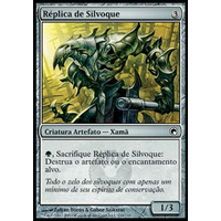 4x Réplica De Silvoque - 4 Cads - Magic The Gathering