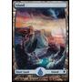 Magic Zendikar - Nº 236 Terreno / Ilha Full Art