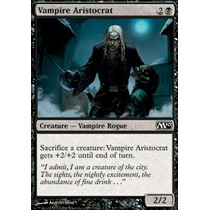 X4 Vampiro Aristocrata (vampire Aristocrat) - Magic 2010