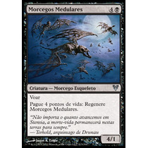 X4 Morcegos Medulares / Marrow Bats